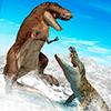Скачать Dinosaur Games - Deadly Dinosaur Hunter на андроид