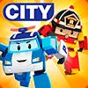 Робокар Поли: Город Игр. Машинки Игры для Детей
