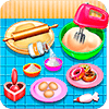 Kids Donut Bakery Food Maker Game
