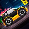Night City Tokyo Drift: Clumsy Ninja Chasing Cars