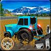Трактор Вождение В ферма - крайность Транспорт Игр