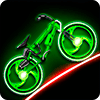 Скачать High Speed Extreme  Bike Race Game: Space Heroes на андроид