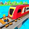 Строительство водного серфера Поезд: поезд