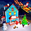 Скачать Рождественский Город Ремесло и Строительство на андроид