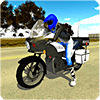 Police Motor Cycle Racing : Highway Crime Stunts