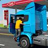 Транспортер нефтяного Tанкера Симулятор грузовиков