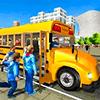 Школьный водитель автобуса Симулятор