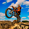 велосипед трюки - Bike Stunts