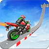 Скачать Impossible Tracks Moto Bike Stunt Racing на андроид бесплатно