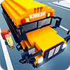 Скачать школьный автобус симулятор: Блочный мир на андроид