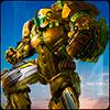 Конечный робот боевики: галактика наследство Воин