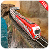 Uphill Train Racing 3D