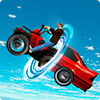 Transformers Car Ramp Drive 3D