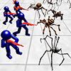 Скачать Батл Симулятор: Пауки и Стикмен на андроид бесплатно