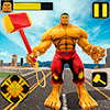 Hammer Superhero Monster Wars Incredible Hero Game