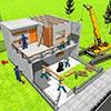 современный дизайн дома и игры для дома 3D