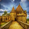 Escape Игры величественный замок
