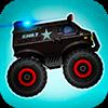Скачать Monster Truck Police Racing на андроид