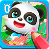 Скачать Рисовальная доска малыша панды на андроид бесплатно