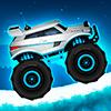 Скачать Monster Truck Winter Racing на андроид бесплатно