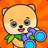 Детские игры – пазлы для малышей и детей бесплатно