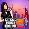 Скачать Grand Heist Online 2 Free - Rock City на андроид