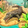 Скачать Симулятор Семьи Крокодила Онлайн на андроид бесплатно
