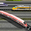 Euro Train Simulator 3D