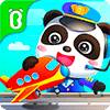 Скачать Аэропорт маленькой панды на андроид бесплатно