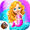 Скачать Sweet Baby Girl Mermaid Life - Magical Ocean World на андроид