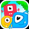 Скачать Учим фигуры и цвета на андроид бесплатно