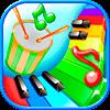 Скачать Детское пианино на андроид бесплатно
