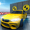 Car Crash Test M5 F90