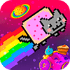 Скачать Nyan Cat: The Space Journey на андроид