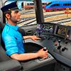 индийский поезд город вождения sim поезд игры 2018