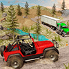 Скачать Offroad Jeep Prado Driving- Truck Driver Sim на андроид бесплатно
