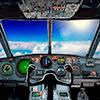 Пилот самолета симулятор 3D