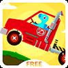 Скачать Dinosaur Truck Free на андроид бесплатно