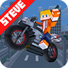 Steve Motor Racing - Block Car Crafting