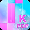 Плитки Kpop фортепиано