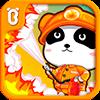 Панда-пожарник: игра для детей