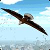 Скачать Орел Птица Город симулятор на андроид бесплатно