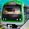 Поезд метро Тренажер