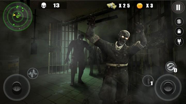 игру зомби apk