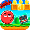 Red Ball 1 - Running Ball Adventure