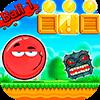 Скачать Red Ball 1 - Running Ball Adventure на андроид