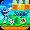 Super Sonic Adventure Games Free Run Kids