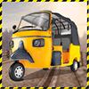 Indian Auto Rickshaw Driving