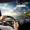 вождение в автомобиле