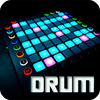 Скачать Easy Drum Machine - Beat Machine & Drum Maker на андроид